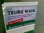 Hamburger Abendblatt - Teure Wahl